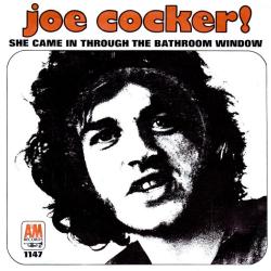 Bathroom Window Joe jeans radio - she came in through the bathroom window - joe cocker